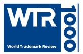 World's Leading Trademark Professionals 2020 – WTR 1000